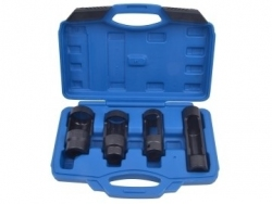 Kpl. kluczy nasadowych do wtryskiwaczy 22-28mm 4szt. Quatros