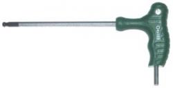 Klucz ampulowy z kulką, z rączką