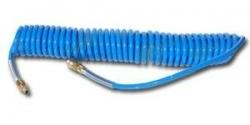 Przewód spiralny 12 x 8 mm z szybkozłączami serii 26 Rectus RQS