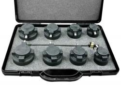 Kpl. adapterów do sprawdzania szczelności systemu turbodoładowania