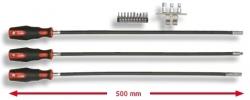 Zestaw wkrętaków elastycznych XL L-500mm 16-cz. KS TOOLS