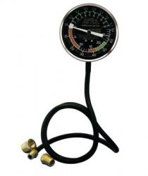 Miernik ciśnienia i podciśnienia paliwa