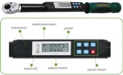 Klucz dynamometryczny elektroniczny