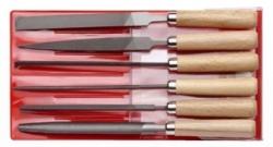 Zestaw pilników kluczykowych 6 szt. Gedore Red