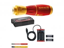 Wkrętak elektryczny  0,4 / 1 Nm speedE® II electric wkrętarka akumulatorowa Wiha