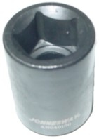 Klucz nasadowy do zacisków hamulcowych 5-kt. 19mm