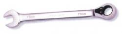 Klucz płasko-oczk. z grzech. 72z przełącznikiem L-R