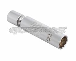 Klucz do świec 14mm z przegubem (BMW)
