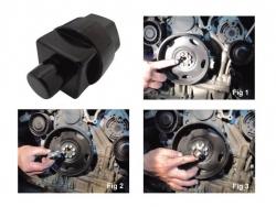 Klucz do obracania wału korbowego VW AUDI 2.4, 3.2 FSI