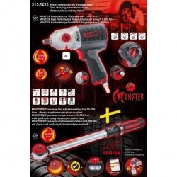 Zestaw promocyjny KS Tools 2szt. - klucz pneumatyczny + dynamometryczny
