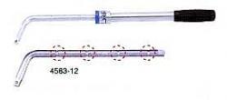 """Pokrętło kątowe 1/2"""" 105° 315mm, uchwyt do przedłużki 4121"""