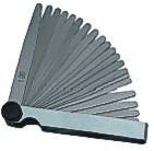 Szczelinomierz 20-listkowy 0,05-1,00 mm