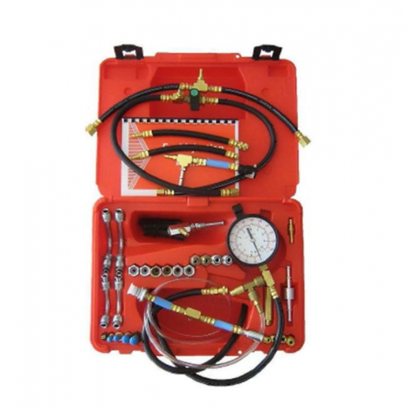 Tester ciśnienia wtrysków w układzie benzynowym 0-8 Bar UW