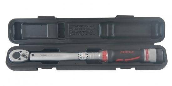 """Klucz dynamometryczny   3/8""""   10-80 Nm Force"""